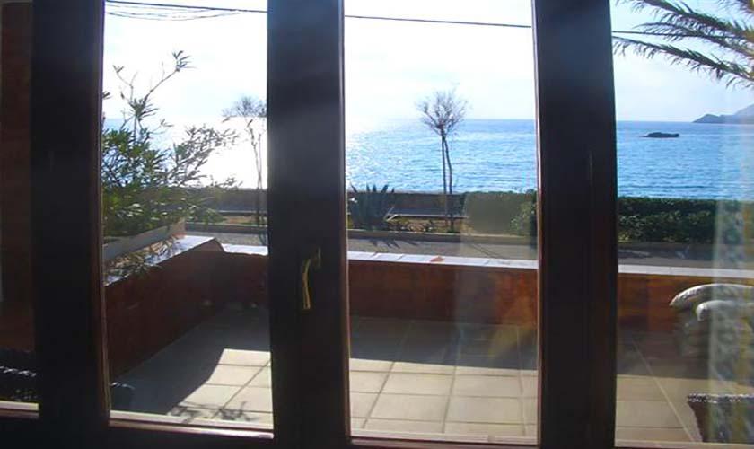 Meerblick Ferienhaus Mallorca Cala Ratjada für 5 Personen PM 547