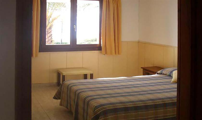 Doppelschlafzimmer Ferienhaus Mallorca Cala Ratjada für 5 Personen PM 547