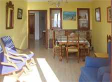Wohnraum 2 Ferienhaus Mallorca Cala Ratjada am Son Moll Strand PM 547