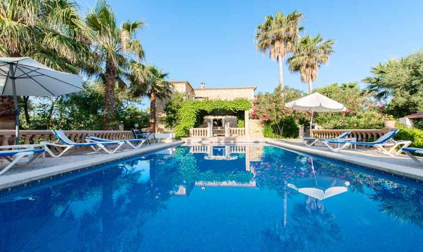 Pool und Finca Mallorca Arta PM 5491