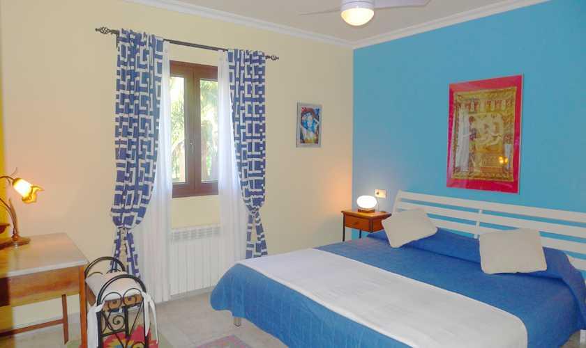 Schlafzimmer Finca Mallorca Ferienwohnung PM 549