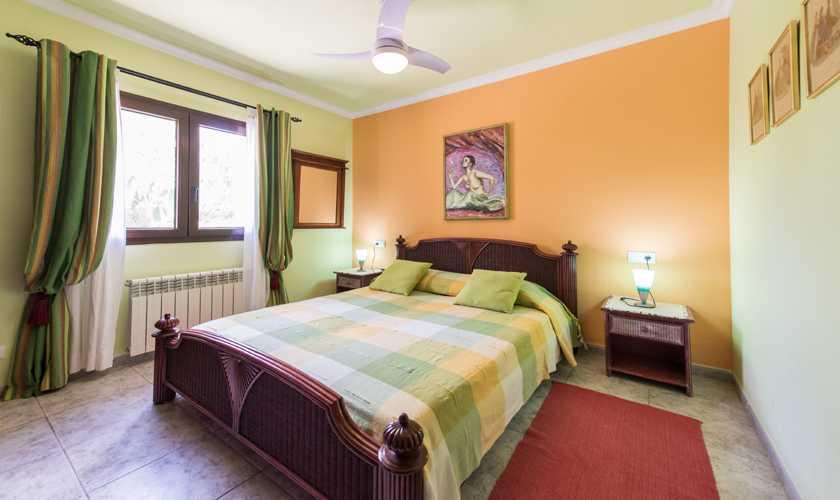 Schlafzimmer Finca Mallorca 4 Personen PM 5491