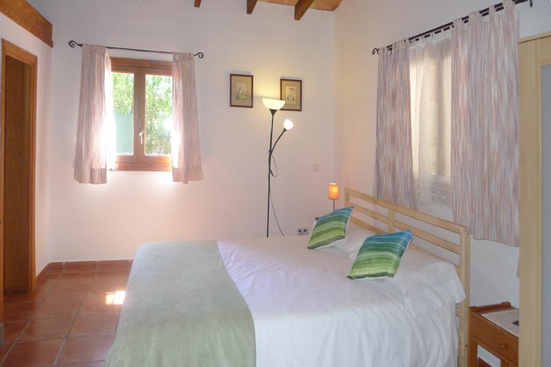 Schlafzimmer Finca Mallorca PM 5493 für 2 Personen