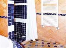 Badezimmer Ferienhaus Mallorca Nordosten PM 550
