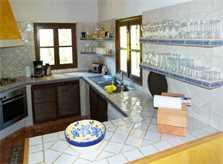 Küche Ferienhaus Mallorca Nordosten PM 550