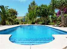 Pool der Ferienvilla Mallorca Nordosten PM 550