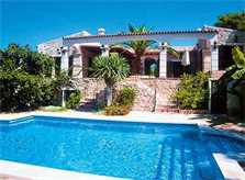 Pool und Ferienvilla Mallorca Nordosten PM 550