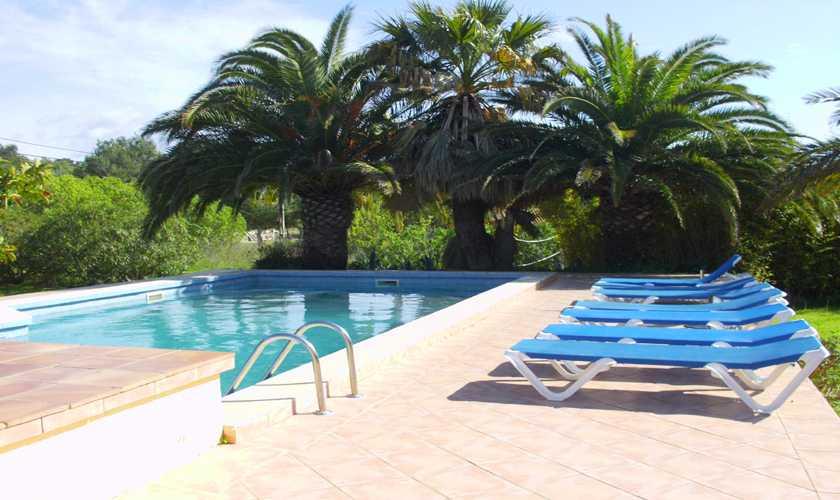 Poolblick Finca Mallorca 10 - 15 Personen PM 551
