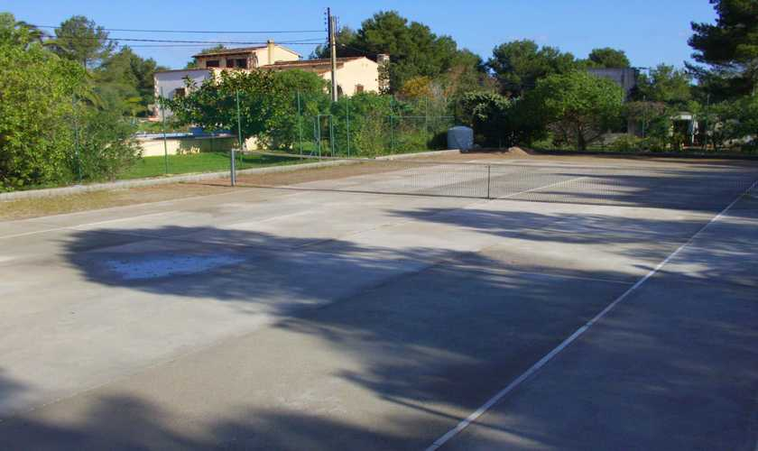 Tennisplatz Finca Mallorca 10 - 15 Personen PM 551