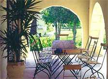 Terrasse Finca Mallorca 10 - 15 Personen PM 551