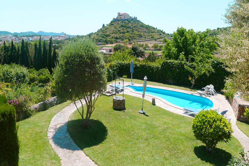 Blick von der Finca Mallorca Arta PM 5530
