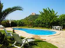Blick auf Arta von der Finca Mallorca Arta PM 5530