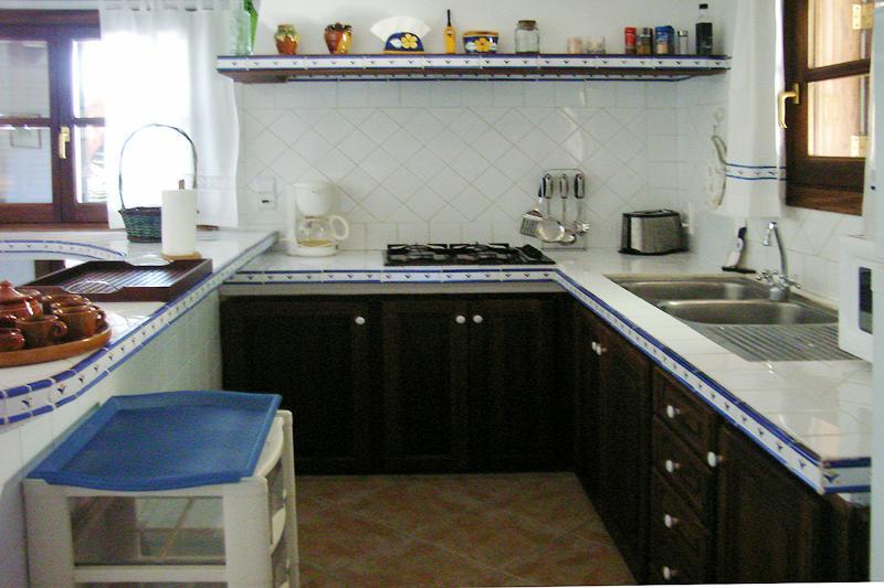Küche Finca Mallorca Arta PM 5530