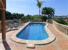 Poolblick Ferienvilla Mallorca PM 5531