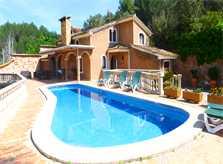 Pool und Ferienvilla Mallorca Arta PM 5531