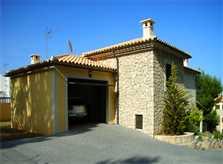 Blick auf das Ferienhaus Mallorca PM 554