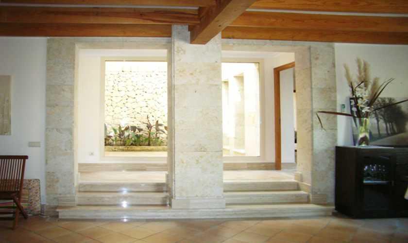 Entrada Ferienhaus Mallorca PM 554