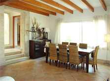 Esstisch Ferienhaus Mallorca PM 554
