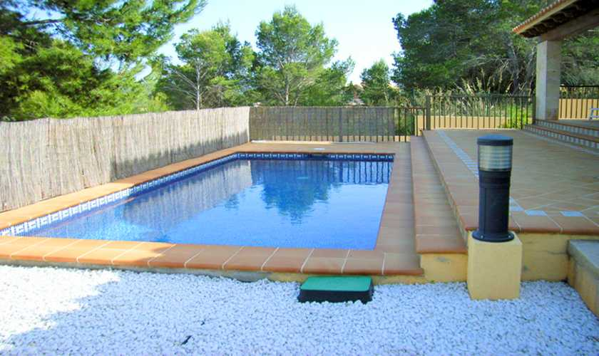 Pool und Ferienhaus Mallorca PM 554