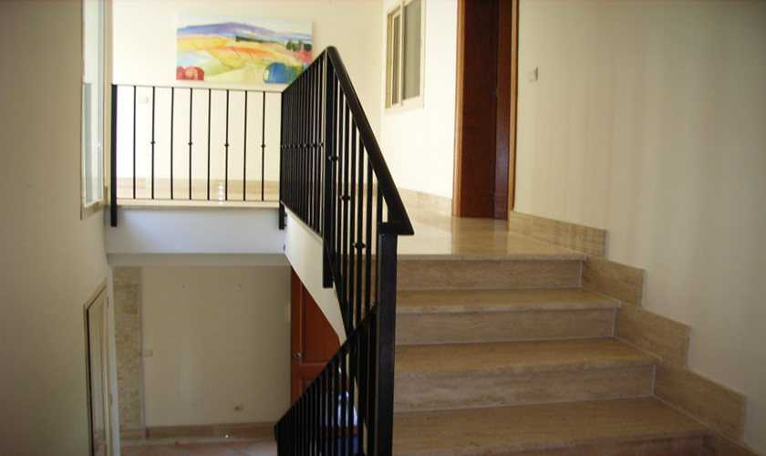 Treppenhaus Ferienhaus Mallorca PM 554