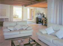Wohnraum Ferienhaus Mallorca PM 554
