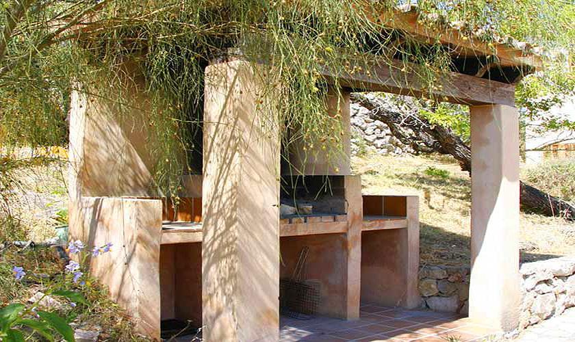 Barbecue Finca Mallorca Nordosten 10 Personen PM 5591