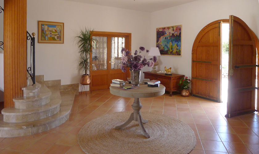 Eingangshalle Finca Mallorca Nordosten 10 Personen PM 5591