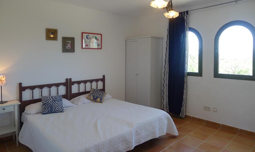 Schlafzimmer Finca Mallorca Nordosten 10 Personen PM 5591