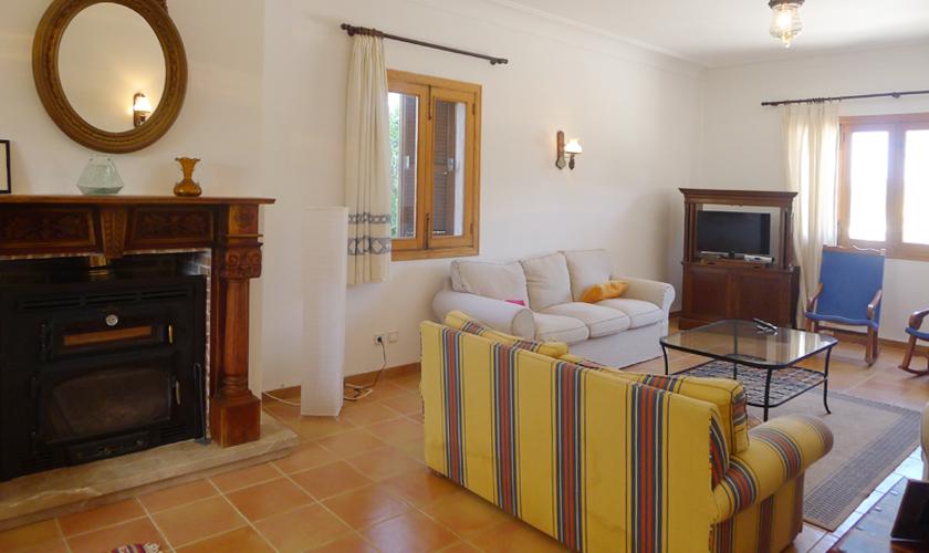 Wohnraum Finca Mallorca Nordosten 10 Personen PM 5591