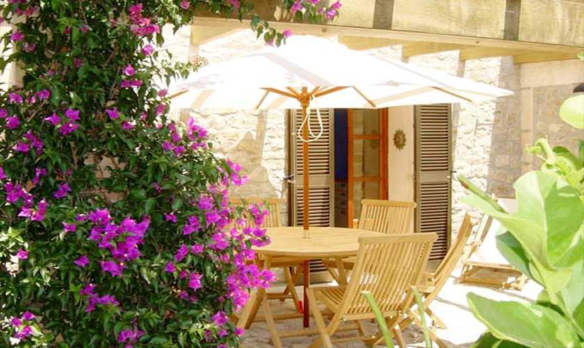 Terrasse und Finca Mallorca 6 Personen PM 5595