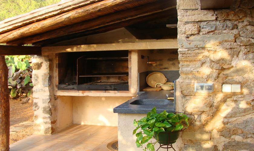 Grillplatz Finca Mallorca bei Arta PM 559