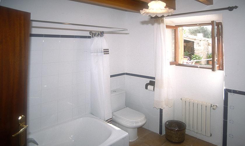 Badezimmer Finca Mallorca bei Arta PM 559
