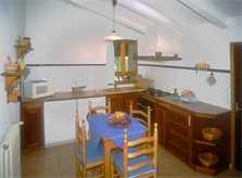 Küche Finca Mallorca bei Arta PM 559