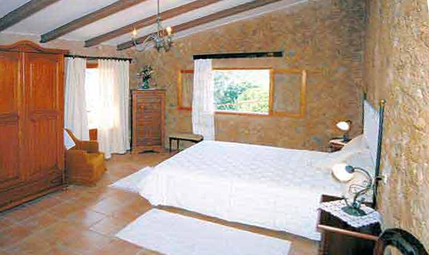 Schlafzimmer Finca Mallorca bei Arta PM 559