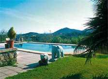 Poolblick Finca Mallorca PM 562 für 4 Personen
