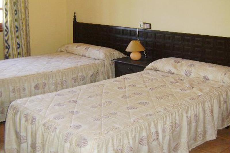 Schlafzimmer Finca Mallorca PM 562 für 4 Personen