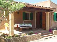 Finca und Terrasse Ferienfinca PM 564