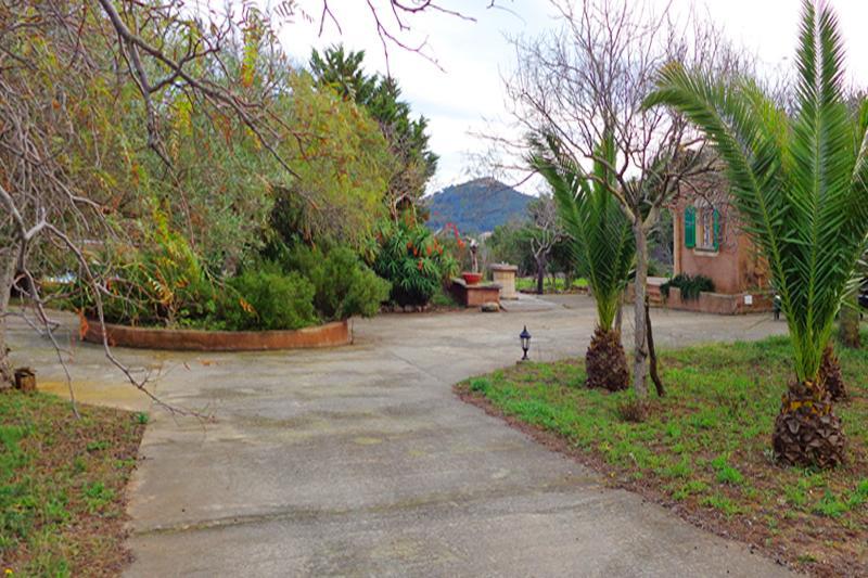 Eingang Ferienfinca Mallorca 4 Personen PM 564