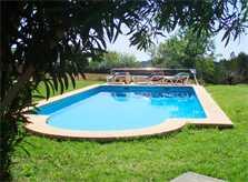 Pool Ferienfinca Mallorca 4 Personen PM 564