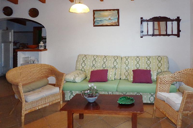 Wohnraum Finca Mallorca Nordosten PM 564 für 4 Personen