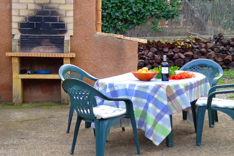Barbecue Ferienfinca Mallorca 4 Personen PM 564