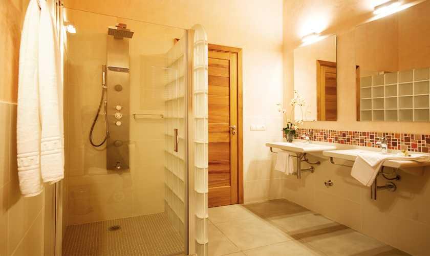 Badezimmer Finca Mallorca bei Arta PM 5679