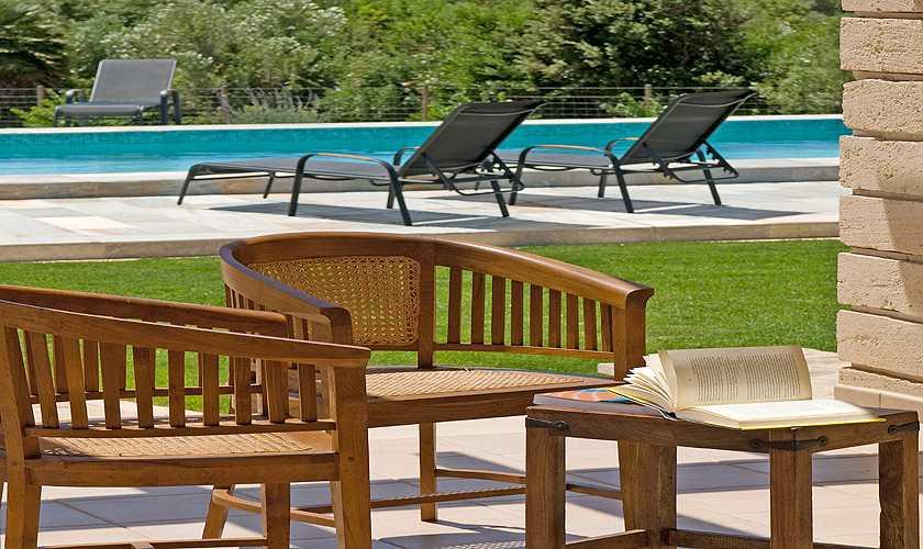 Terrasse und Pool Finca Mallorca bei Arta PM 5679