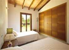 Schlafzimmer Finca Mallorca bei Arta PM 5679