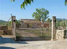 Tor zur Finca Mallorca bei Arta PM 5679