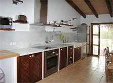 Küche Ferienfinca Mallorca für 2 - 4 Personen PM 567