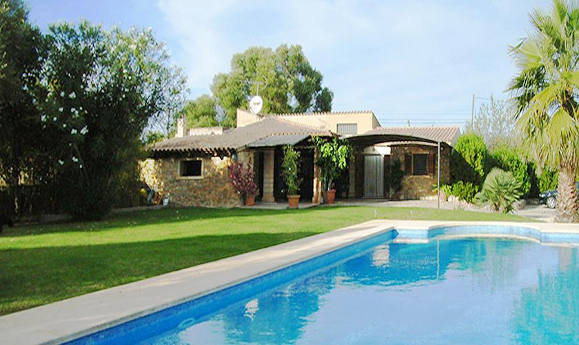 Pool und Finca Mallorca Nordosten PM 567