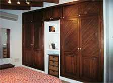 Schlafzimmer Ferienfinca Mallorca für 2 - 4 Personen PM 567