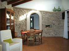 Wohnraum Finca Mallorca bei Arta PM 567