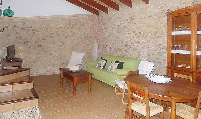 Wohnraum Finca Mallorca 4 Personen PM 567